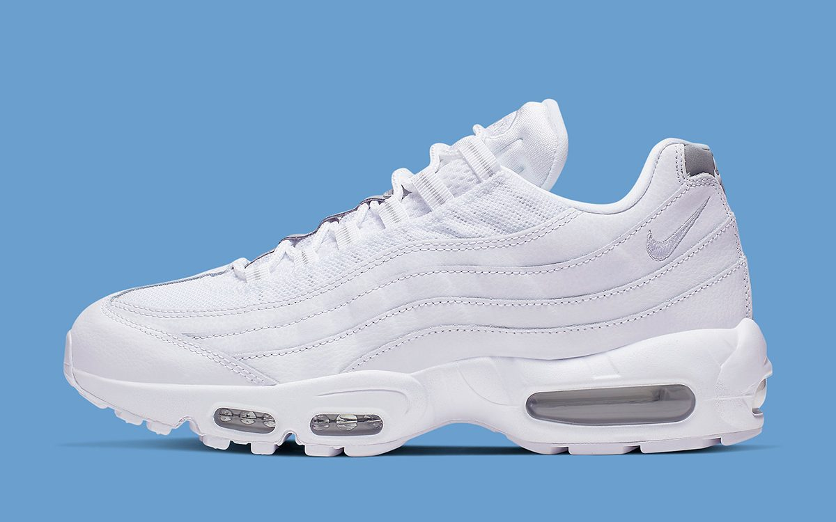 Summer-Ready White and Reflect Silver 95s are Available Now!