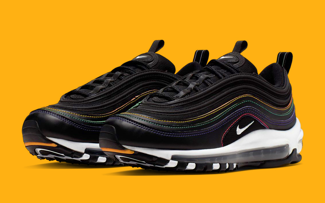 "Available Now! // ""Martin""-Themed Air Max 97 and Air Max2 Light"