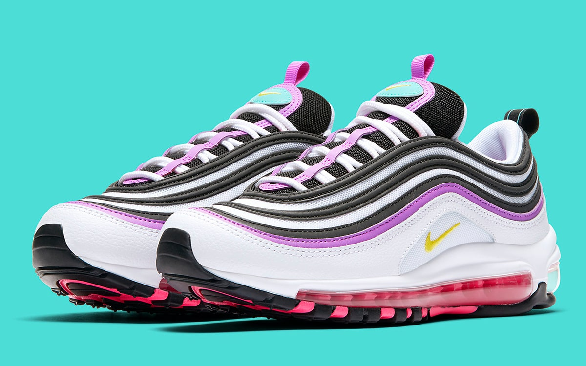 Available Now Nike Air Max 97 Bright Violet House Of Heat