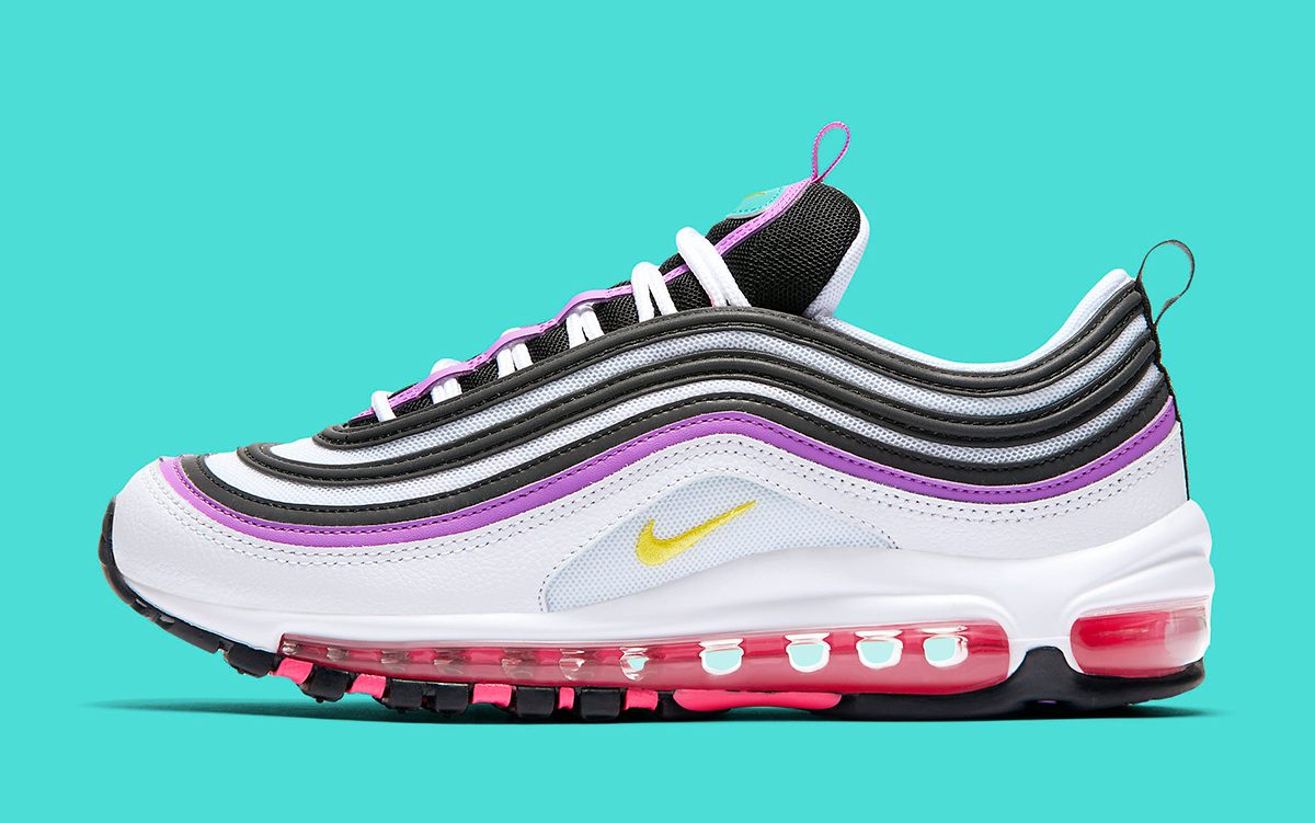 Air Max 97 Purple And Blue