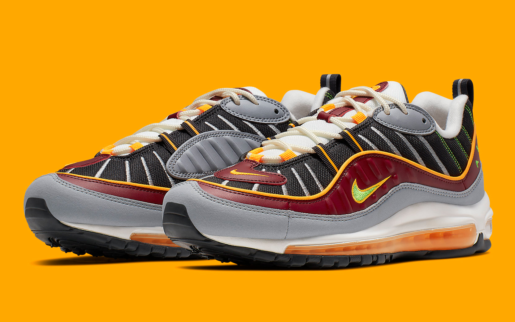 Montañas climáticas milagro Engañoso  Redskins Fans will Rally 'round these Air Max 98s - HOUSE OF HEAT   Sneaker  News, Release Dates and Features