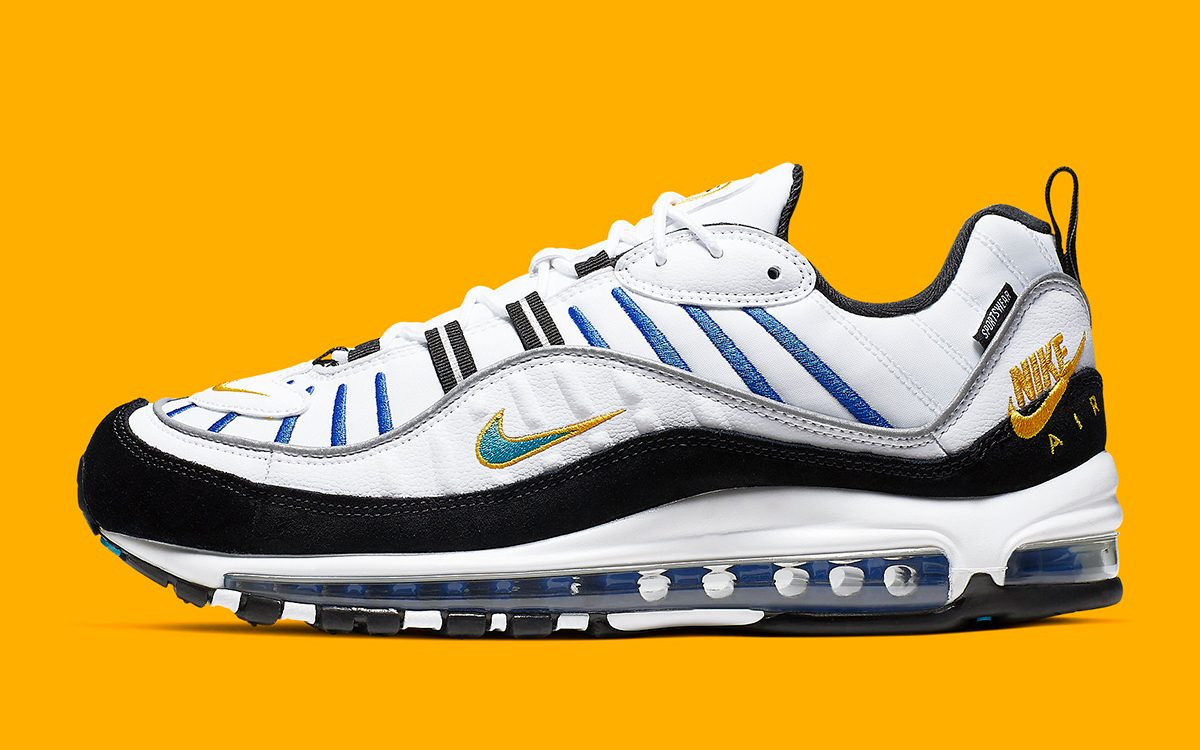 Available Now // These Next-Up 98s Rock Nike Air on the Heels