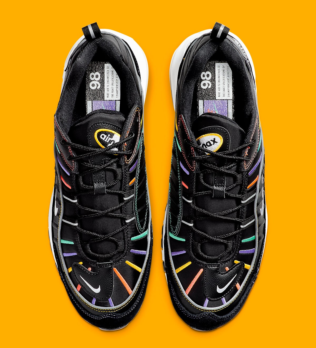 Available Now Air Max 98 Martin House Of Heat Sneaker