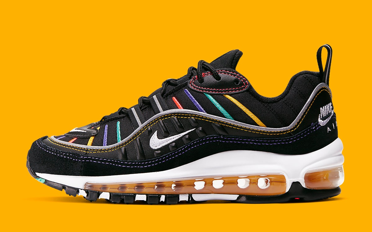 Available Now // Air Max 98 \