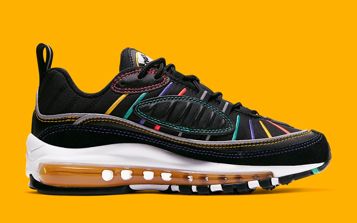 Available Now Air Max 98 Martin HOUSE OF HEAT
