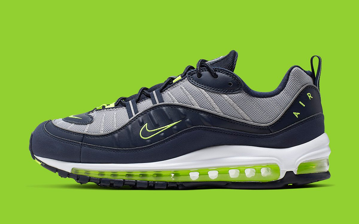 """More """"Seahawks"""" Air Maxes to Make their Way to Market"""