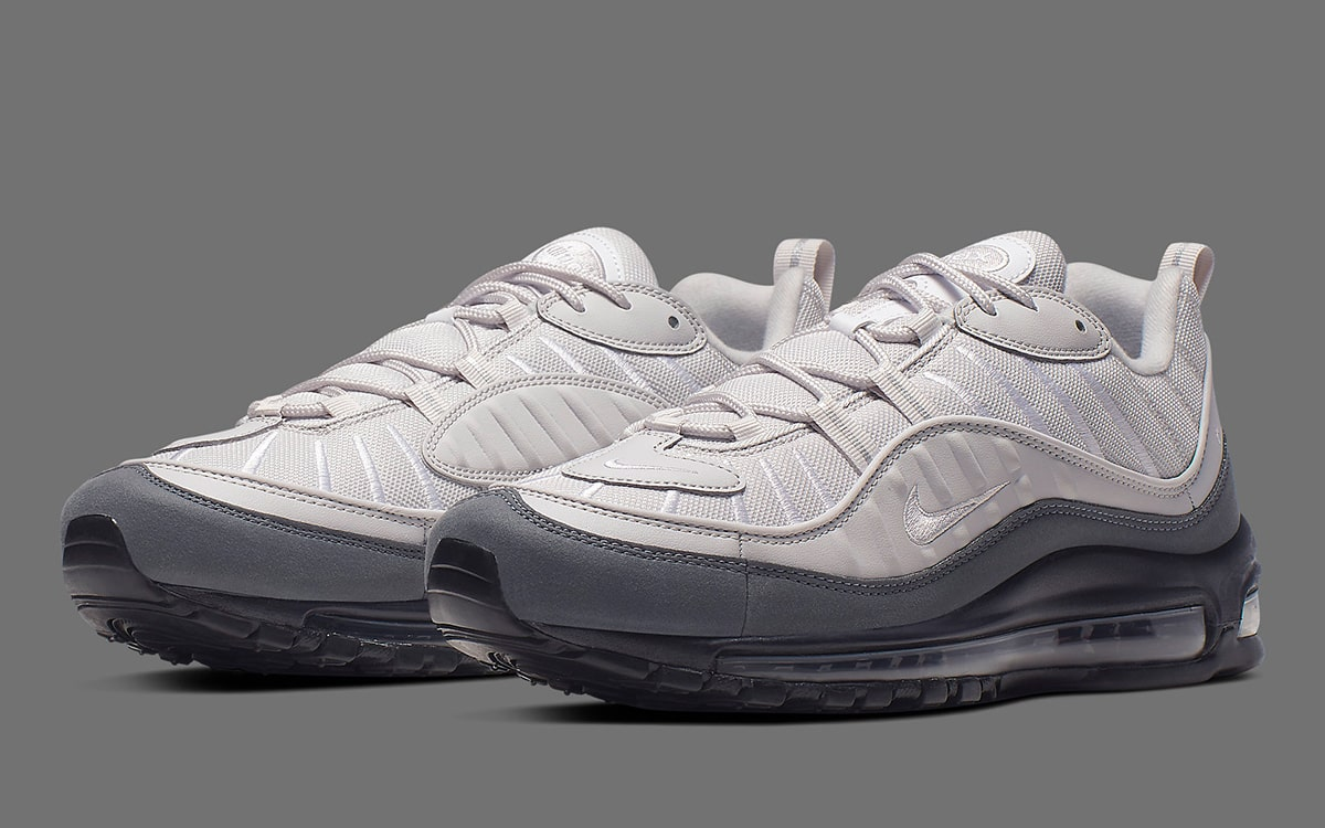 Available Now The Air Max 98 Appears in a Minimal