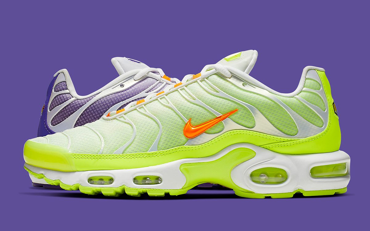"""Nike Bring Mismatch Back with this """"Color Flip"""" Air Max Plus"""