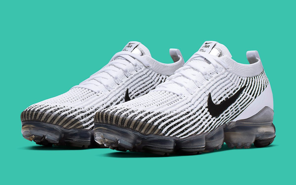 """Available Now // Nike Air VaporMax """"Zebra"""""""