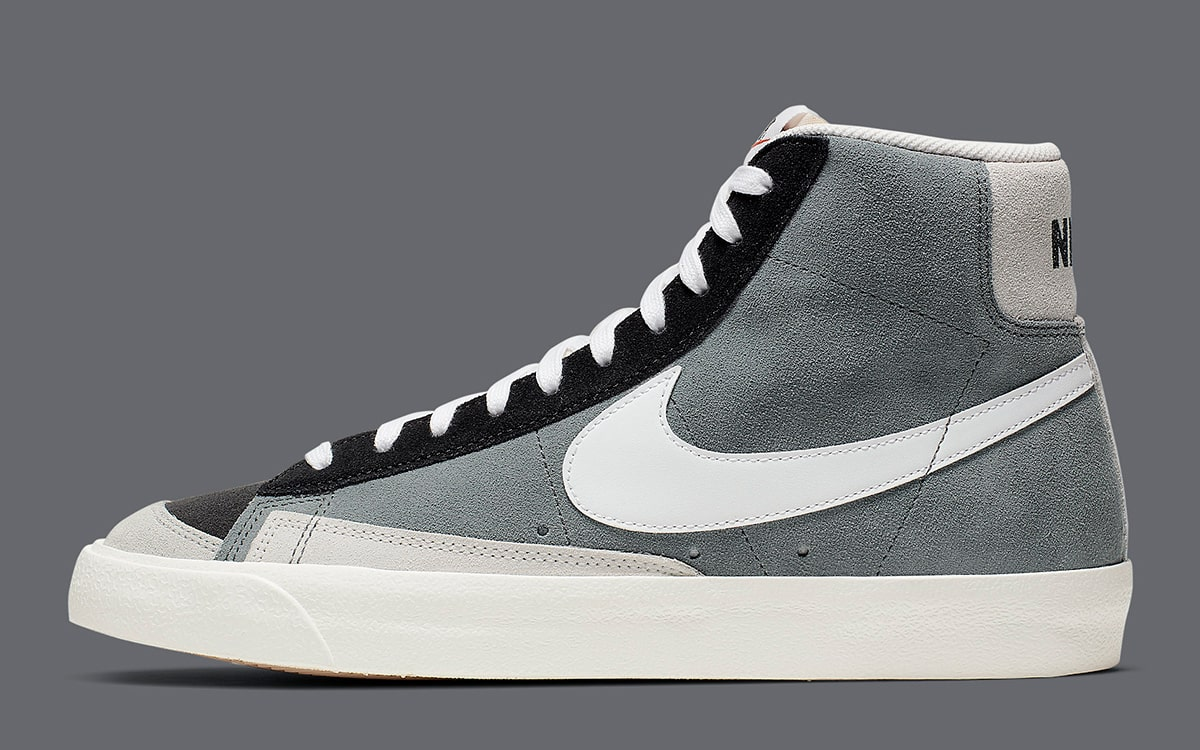 Available Now Nike's Blazer Mid '77 is Lookin' the Goods