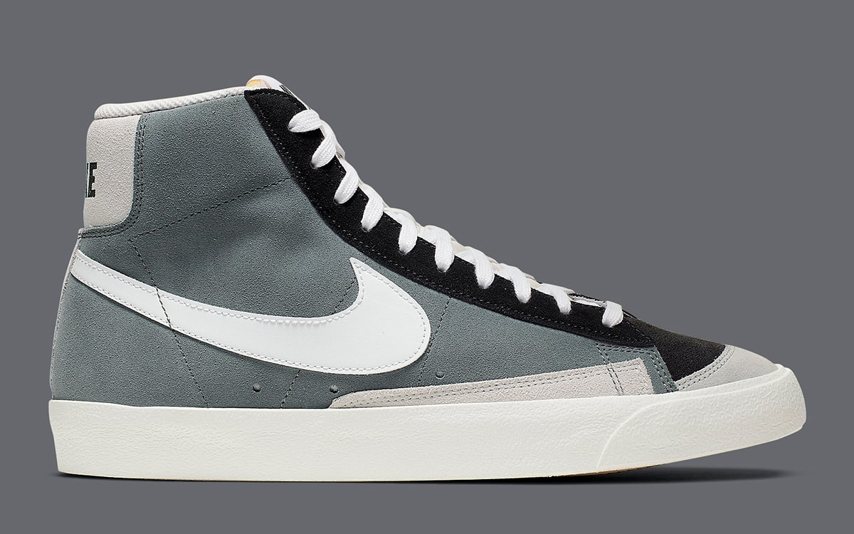 Available Now // Nike's Blazer Mid '77