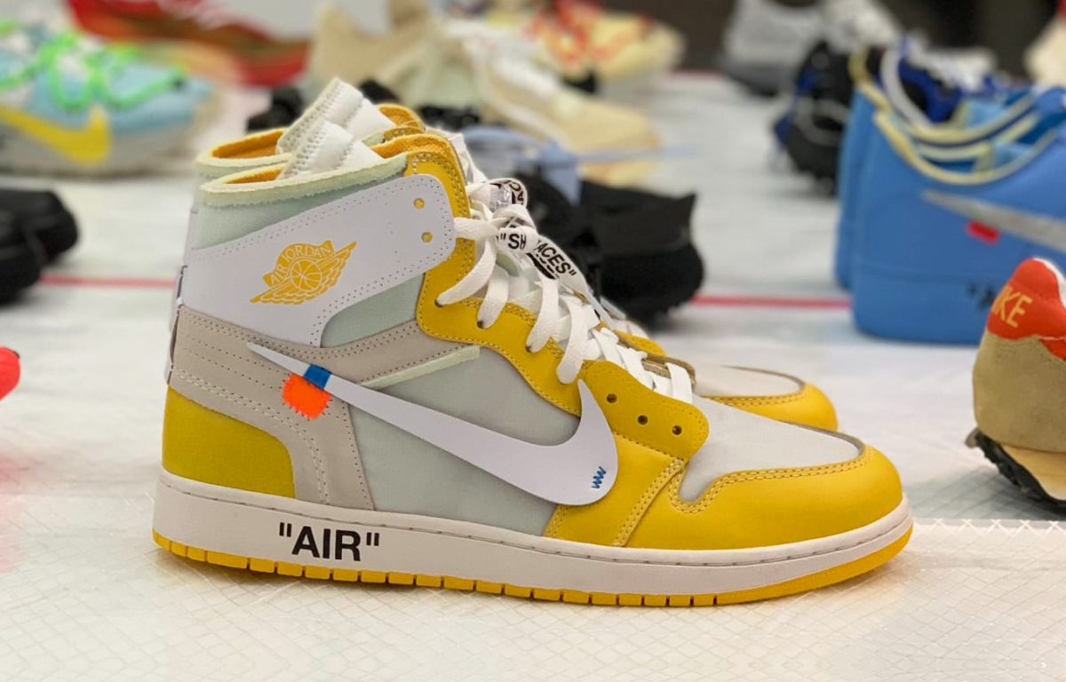 A Detailed Look at Virgil Abloh's OFF-WHITE x Nike Samples at MCA Chicago