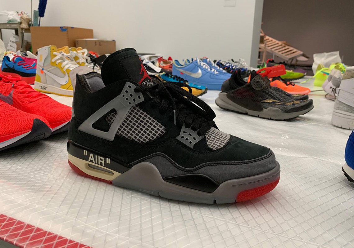 more photos 26d71 6d37f A Detailed Look at Virgil Abloh's OFF-WHITE x Nike Samples ...