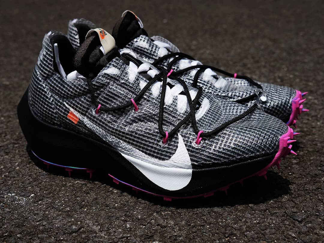 Púrpura campo Aislar  Detailed Looks at the Black/Pink OFF-WHITE x Nike Air Zoom Terra Kiger 5 -  HOUSE OF HEAT | Sneaker News, Release Dates and Features
