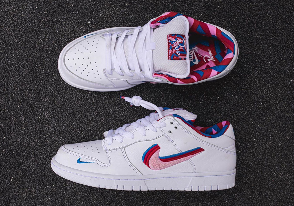 Detailed Looks At The Piet Parra X Nike Sb Dunk Low