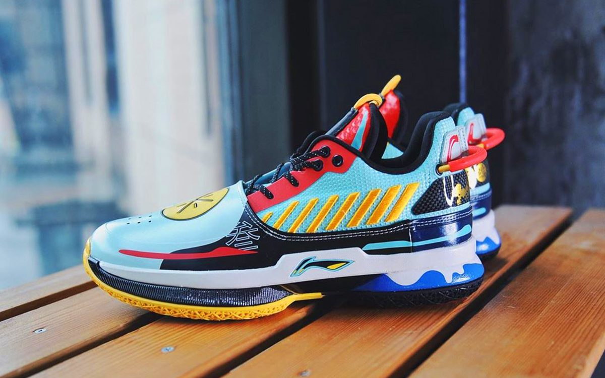 "First Looks at Dwayne Wade's WoW 7 ""Dragon Boat"""