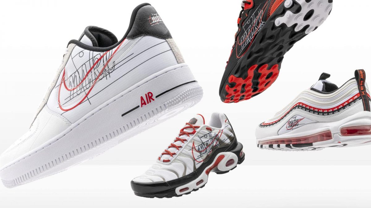 Celebrate the Evolution of the Swoosh