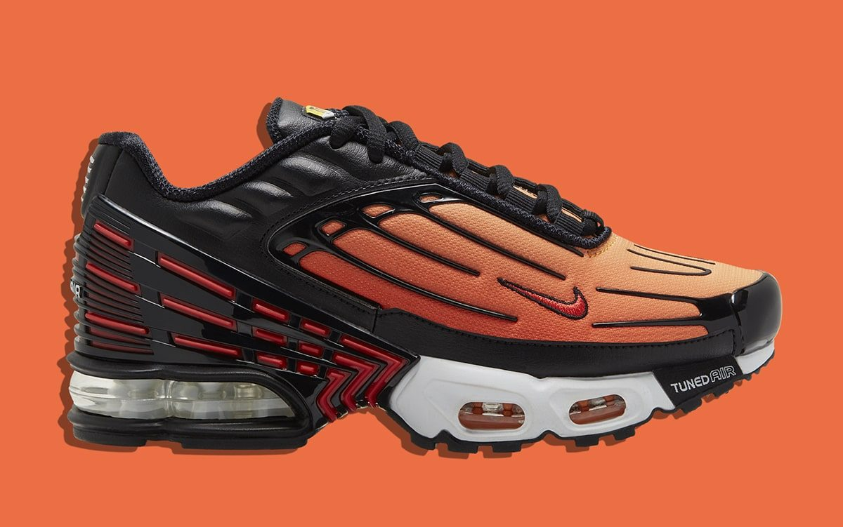 Available Now // Air Max Plus 3