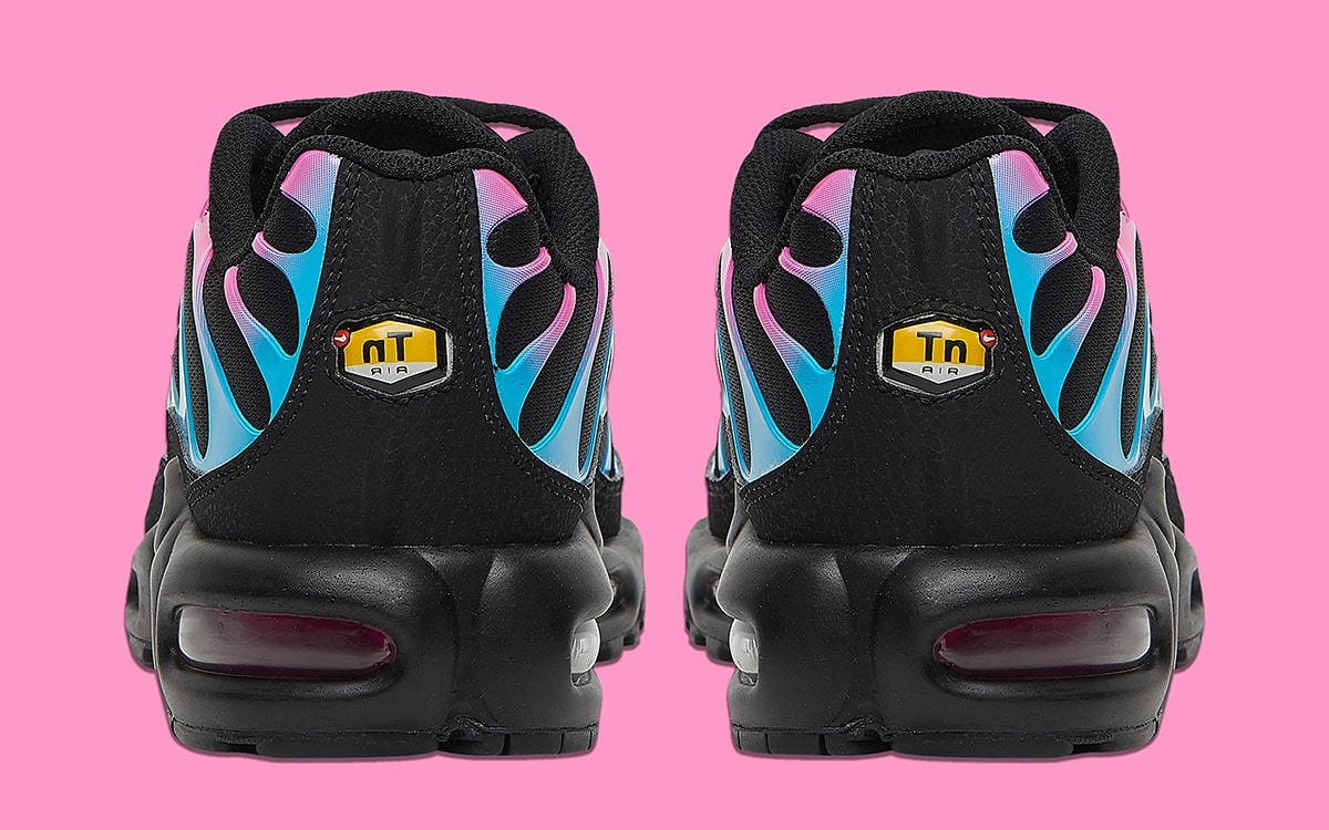 Available Now Nike Air Max Plus South Beach House Of Heat Sneaker News Release Dates And Features