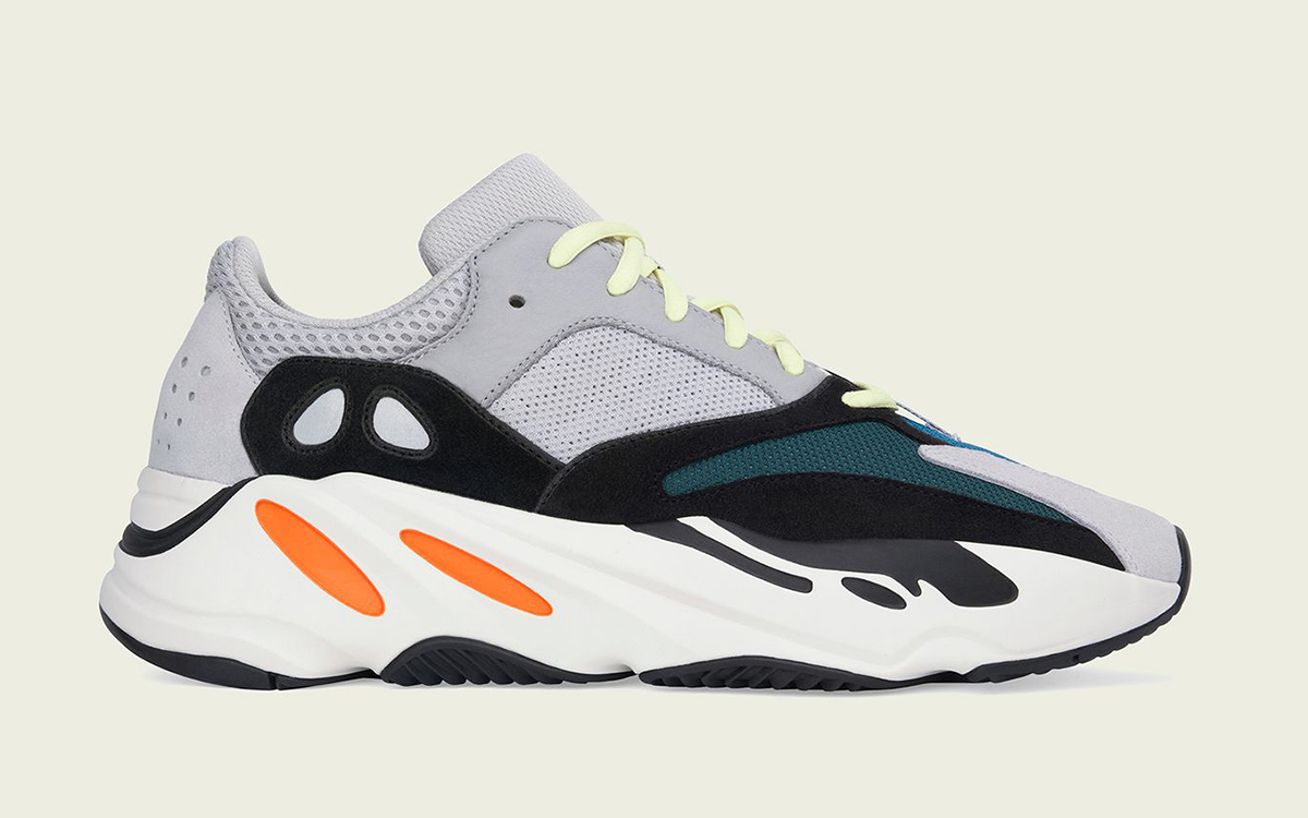 """Yes — The YEEZY BOOST 700 """"Wave Runner"""