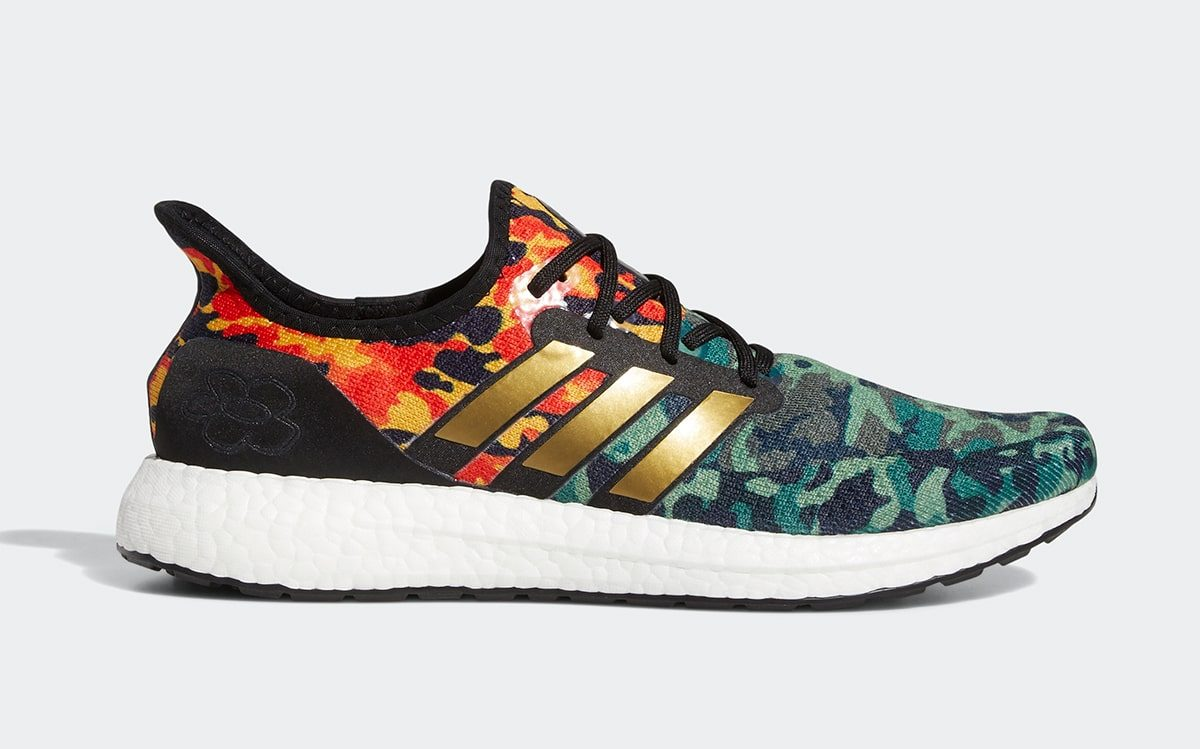 "Available Now // Flower Camo adidas AM4 ""Knight"""