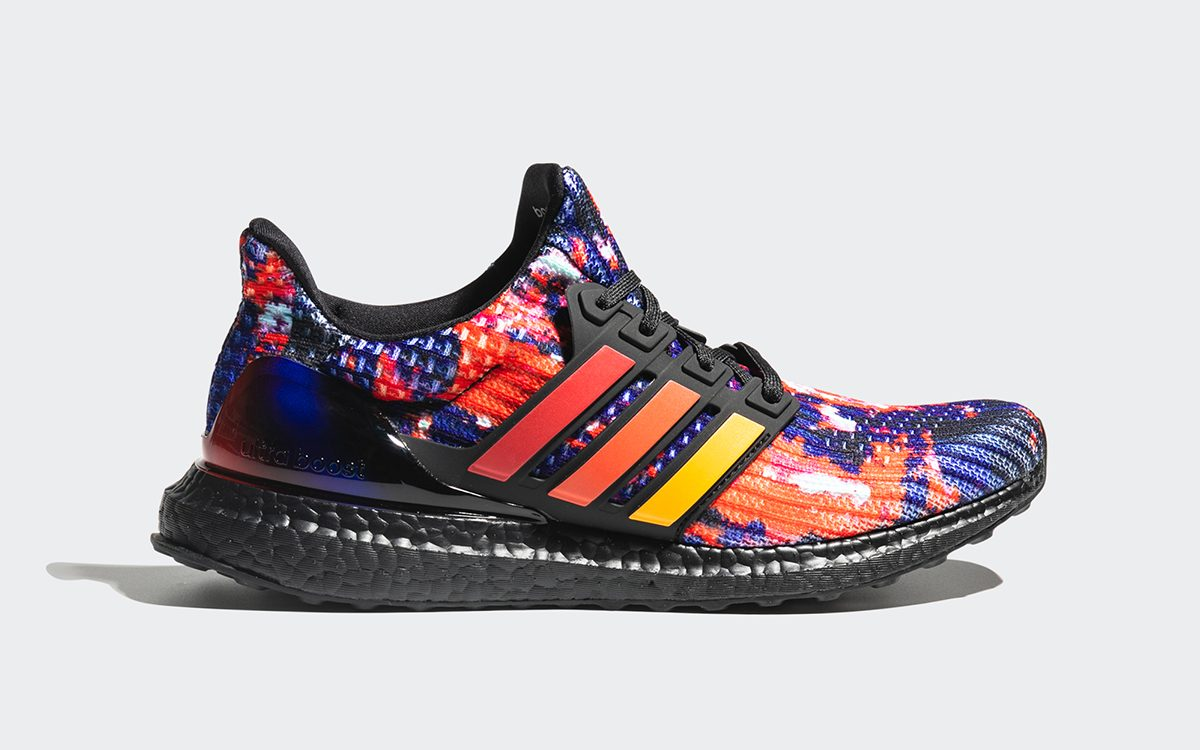 The adidas Ultra BOOST Gets Wet 'n' Wild for Asian Rainy Season