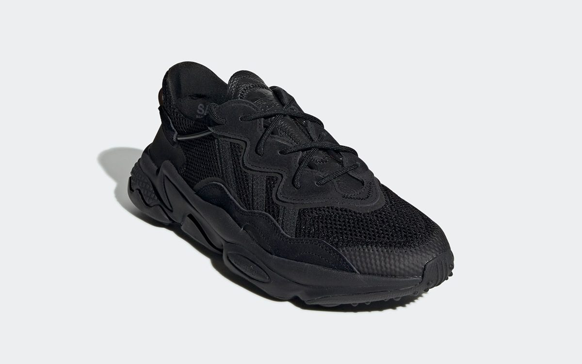 The adidas Ozweego Arrives in Triple Black