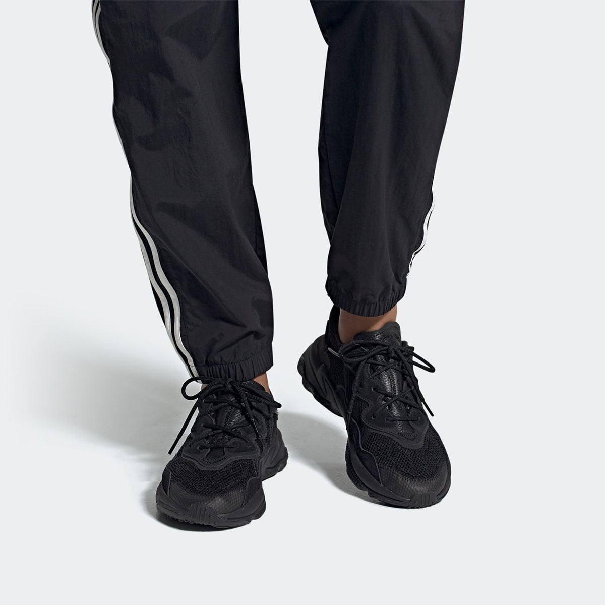The adidas Ozweego Arrives in Triple Black   HOUSE OF HEAT