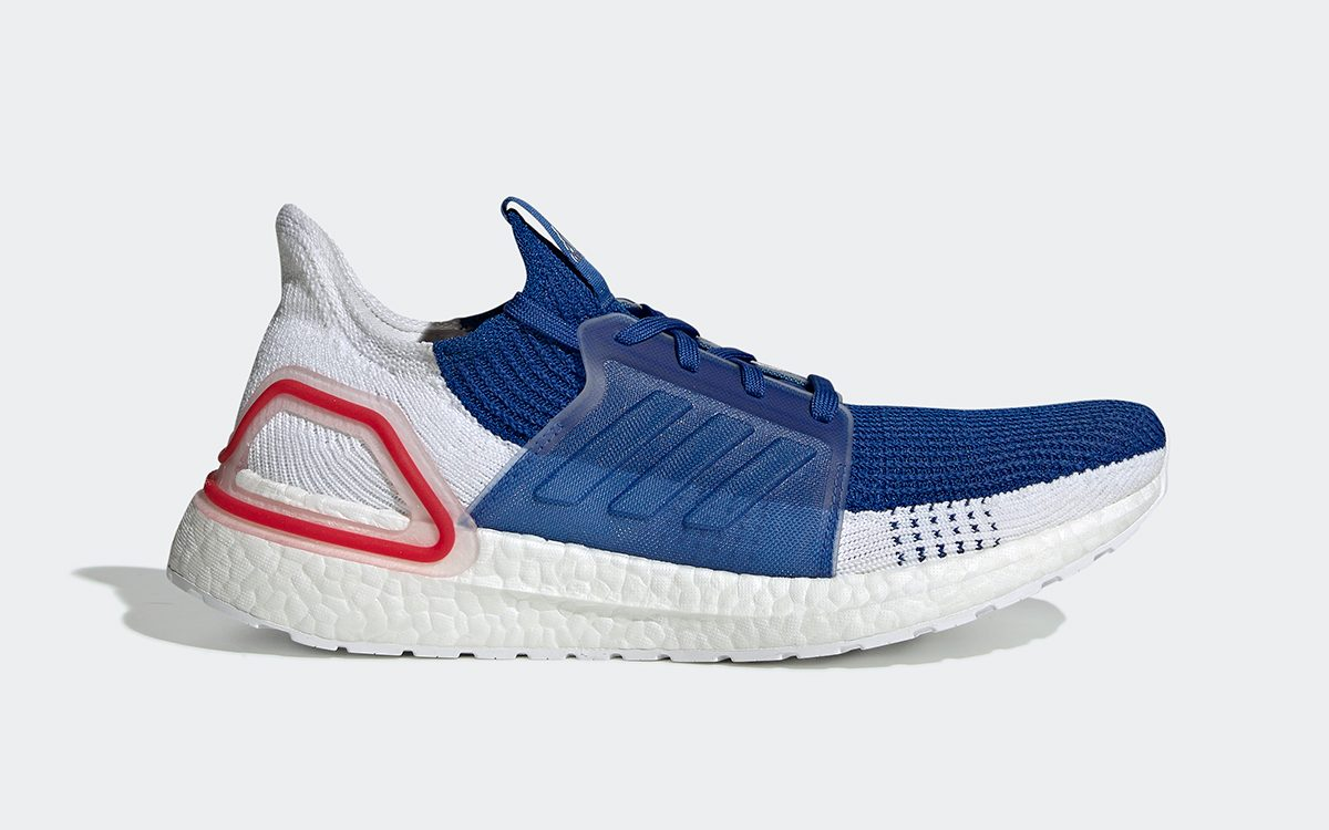 "Available Now // ""4th of July"" adidas Ultra BOOST 19"