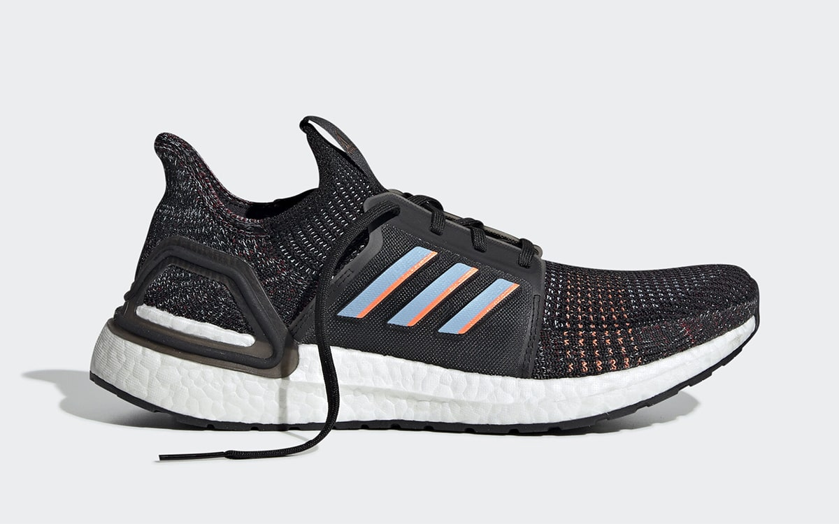 Finish Line App >> adidas to Release Knicks-Inspired Ultra BOOST 19 This Month - HOUSE OF HEAT | Sneaker News ...