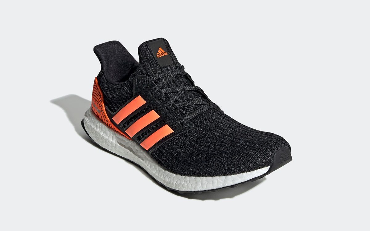 """Just Surfaced! adidas Ultra BOOST in """"Solar Orange"""""""