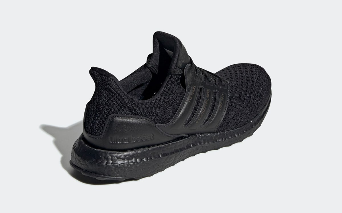 Manchester United S Adidas Ultra Boost Manchester Rose
