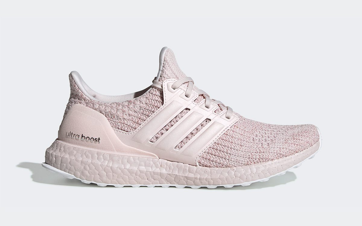 "Available Now // ""Orchid Tint"" adidas Ultra BOOST"