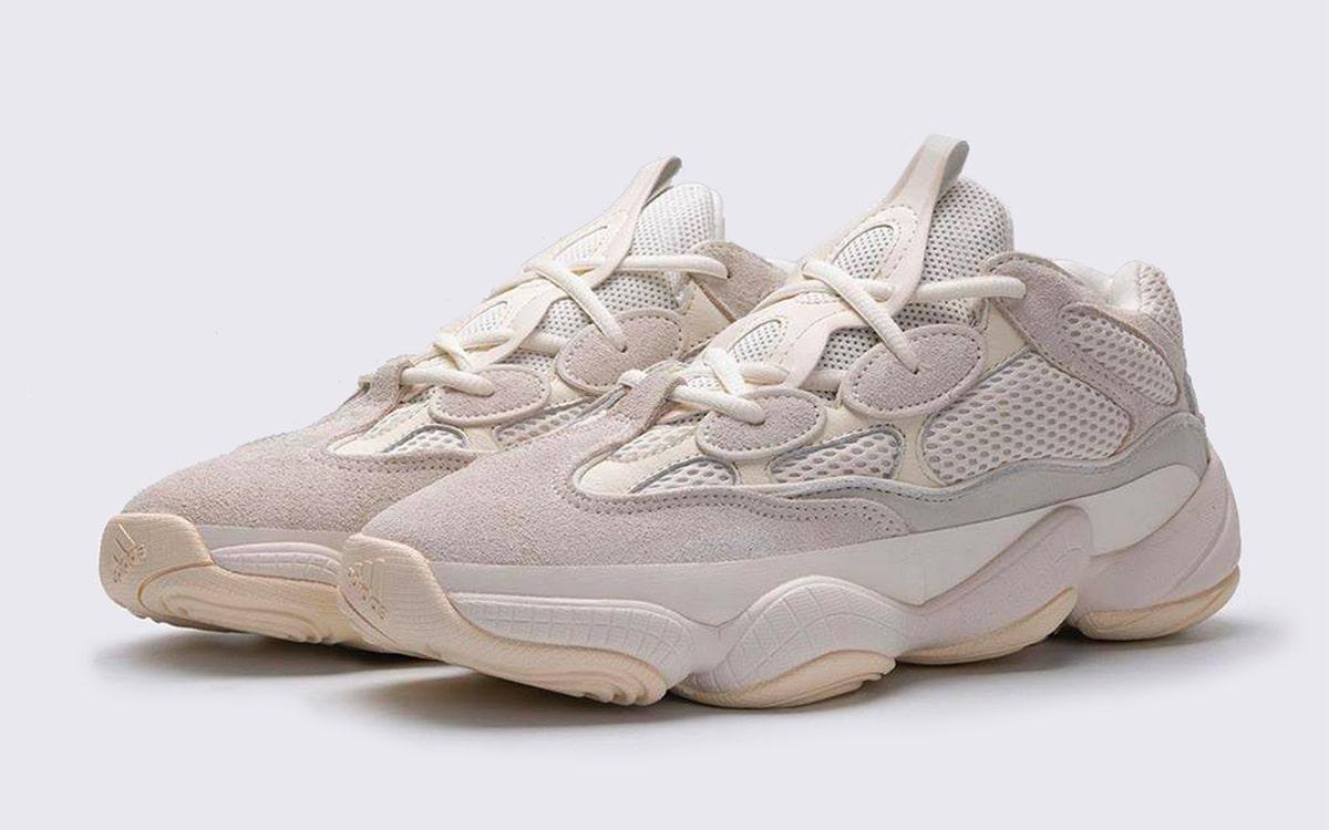 """low priced 2a2be 61d3b Where to Buy the adidas YEEZY 500 """"Bone White"""" - HOUSE OF ..."""