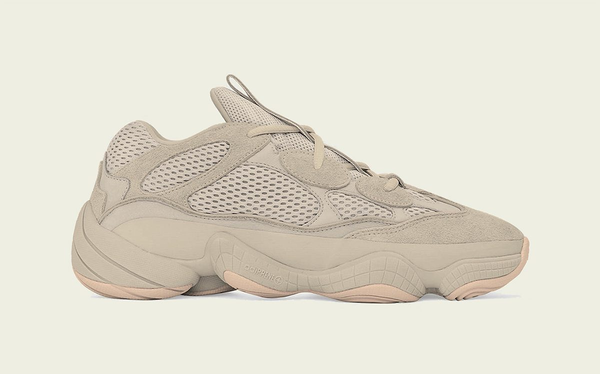 """A Stone-Cold adidas YEEZY 500 """"Stone"""" Surfaces"""