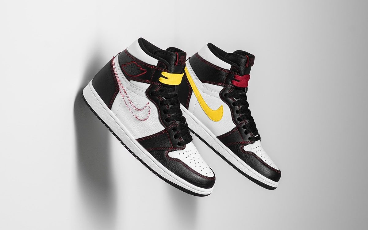 "The Air Jordan 1 Defiant ""Tour Yellow"" Drops on July 27th"