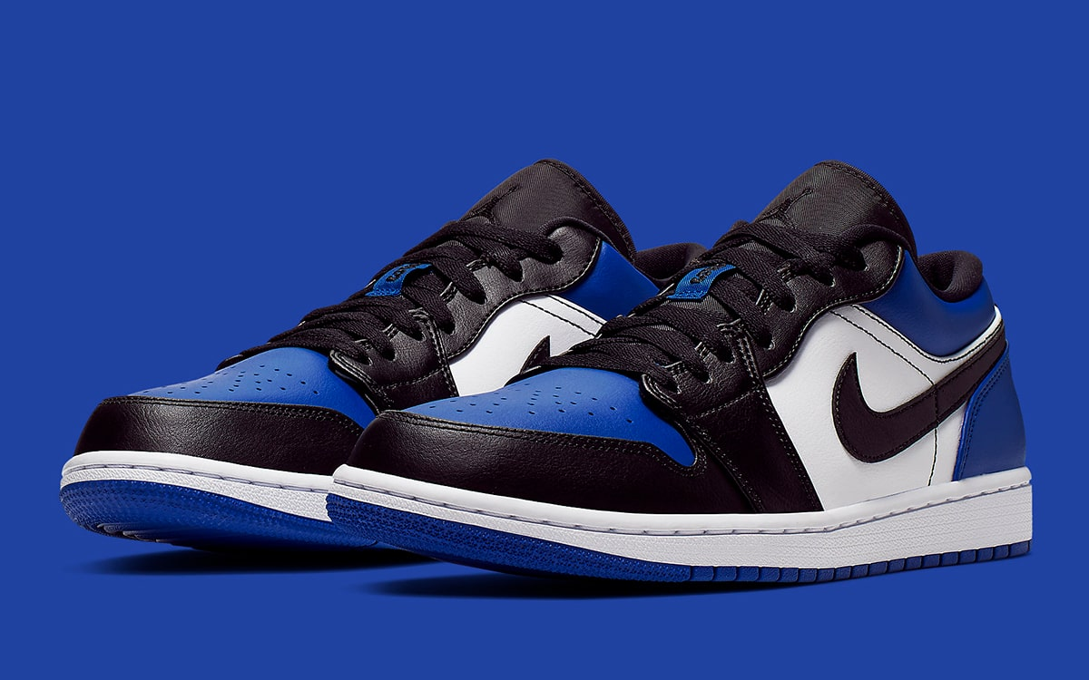 Available Now Air Jordan 1 Low Royal Toe House Of Heat