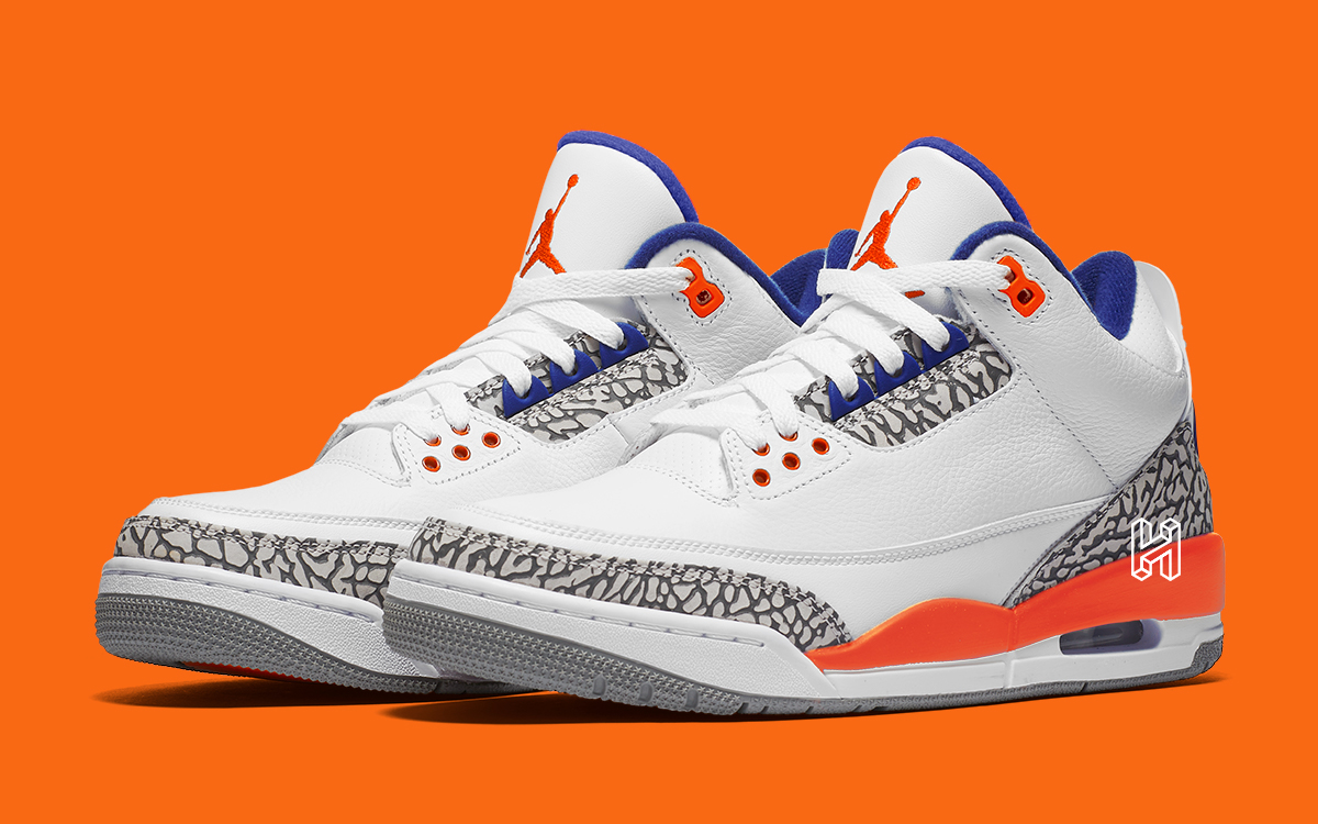 first rate 19a07 b19c3 Detailed Looks at the Air Jordan 3