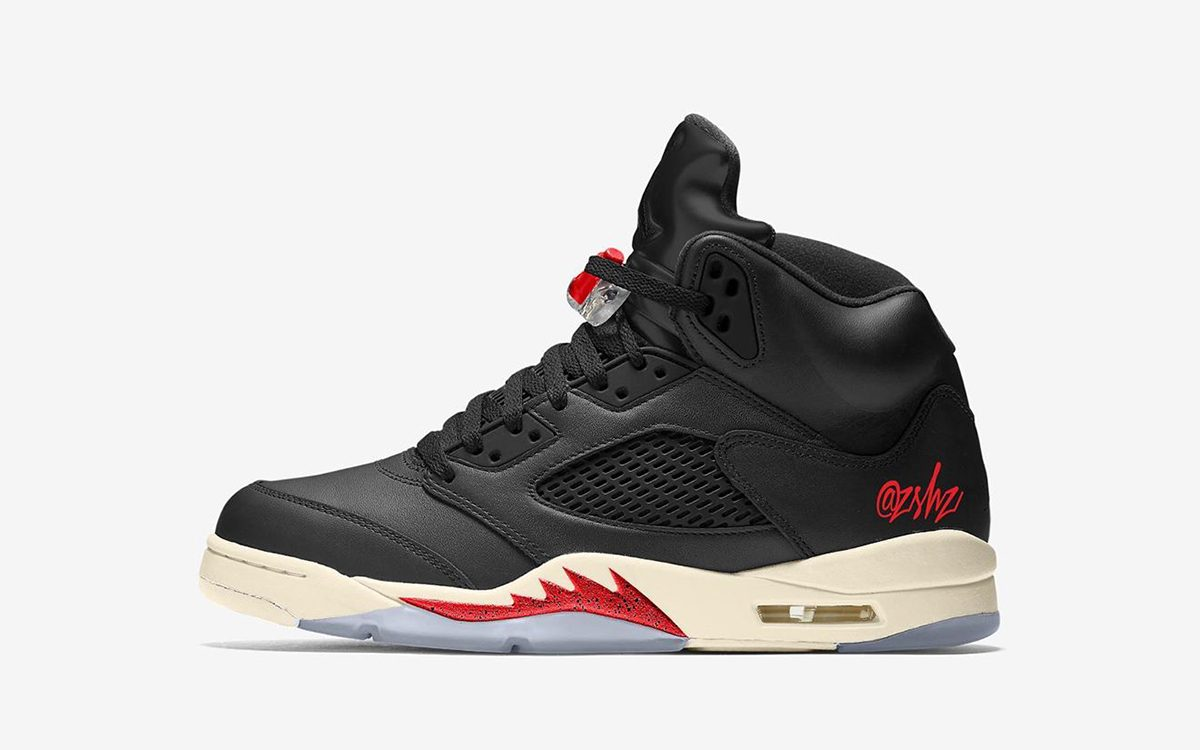 """Black Muslin"" Air Jordan 5 to Arrive for Silhouette's 30th Birthday"