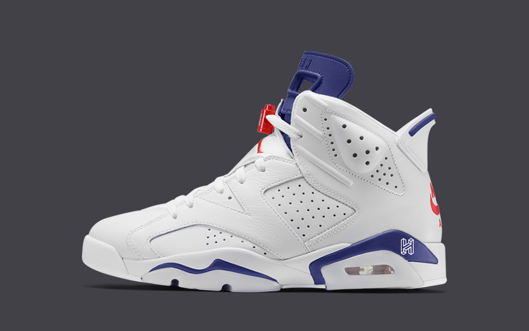 "Concept Lab // Air Jordan 6 ""Gonzaga"""