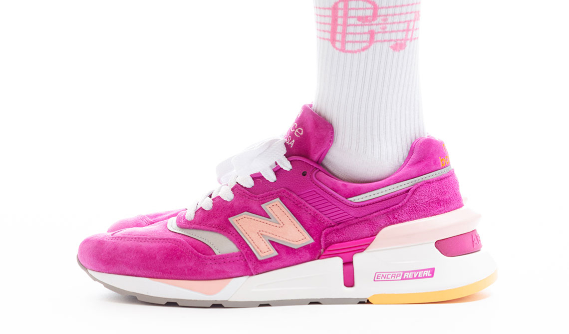 "Concepts To Launch Their New Balance 997S Fusion ""Esruc"" This Friday"