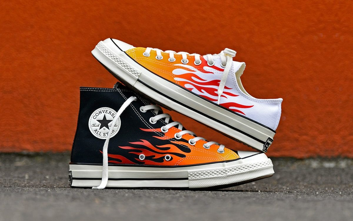 Converse Re-ignites the Chuck 70 🔥