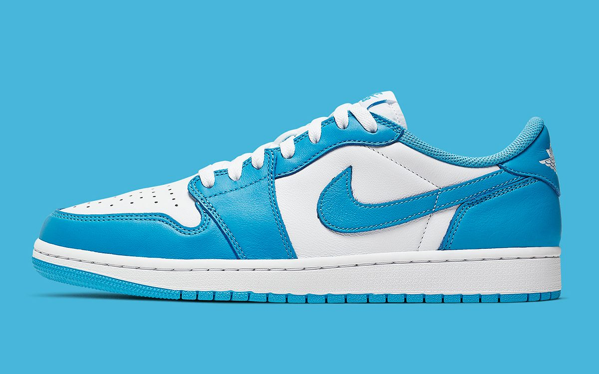 "Where to Buy the Eric Koston x Nike SB x Air Jordan 1 Low ""UNC"""