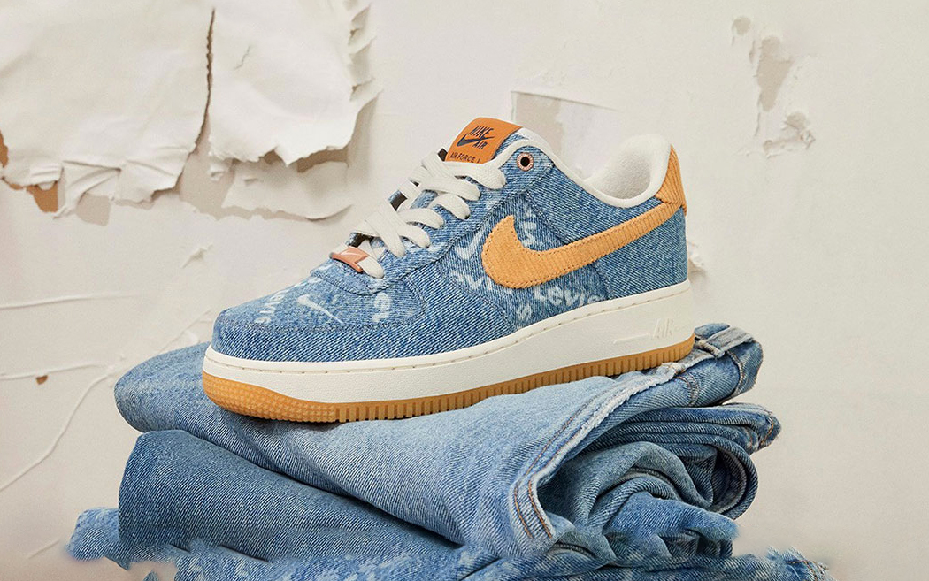 Levi's Cracks Open a Customizable Capsule with Nike By You