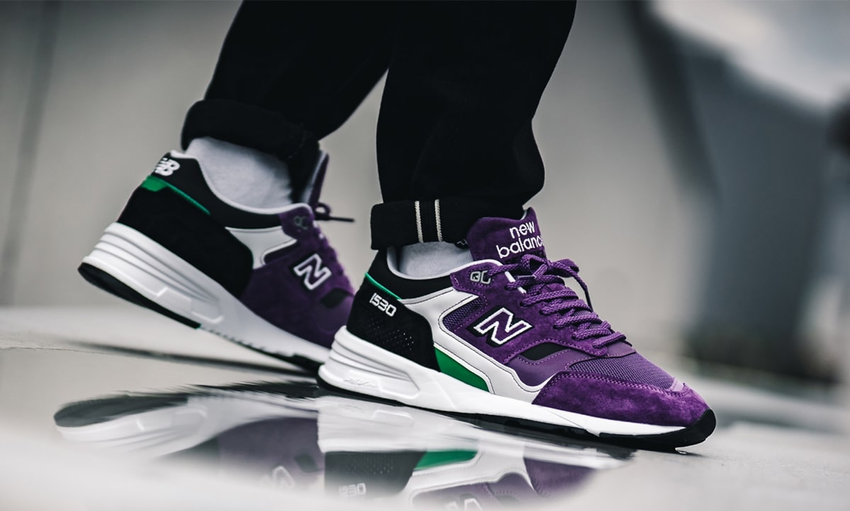 Available Now // New Balance 1530 Made in England