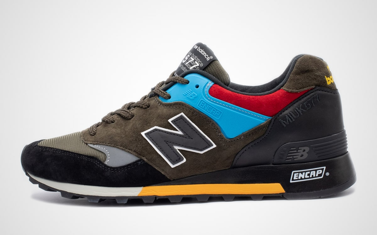 New Balance Bring Back the 557 with a