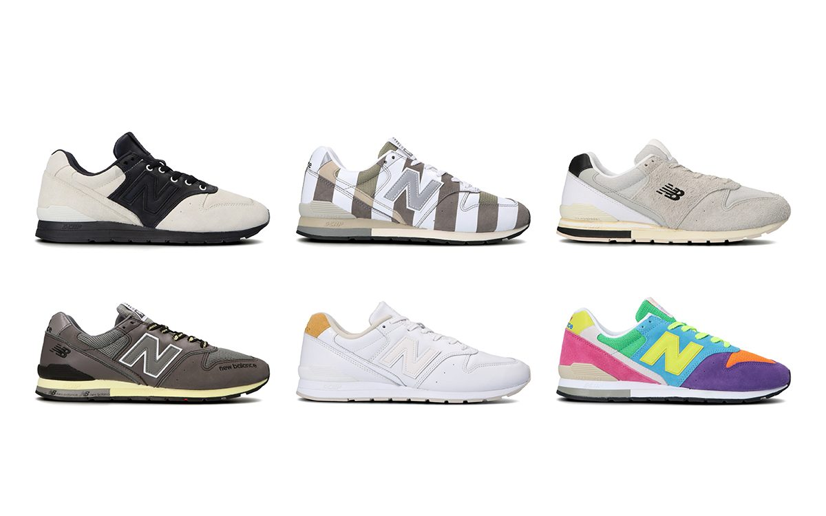 f4bce1ed60e New Balance Tap 6 Japanese Labels for an Epic 996 Collaborative ...
