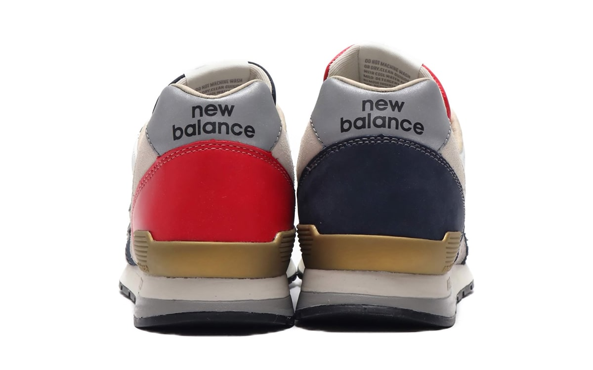 Molesto Crónica mensual  Available now // This Americana New Balance 996 Offers Up Mismatched Uppers  - HOUSE OF HEAT | Sneaker News, Release Dates and Features