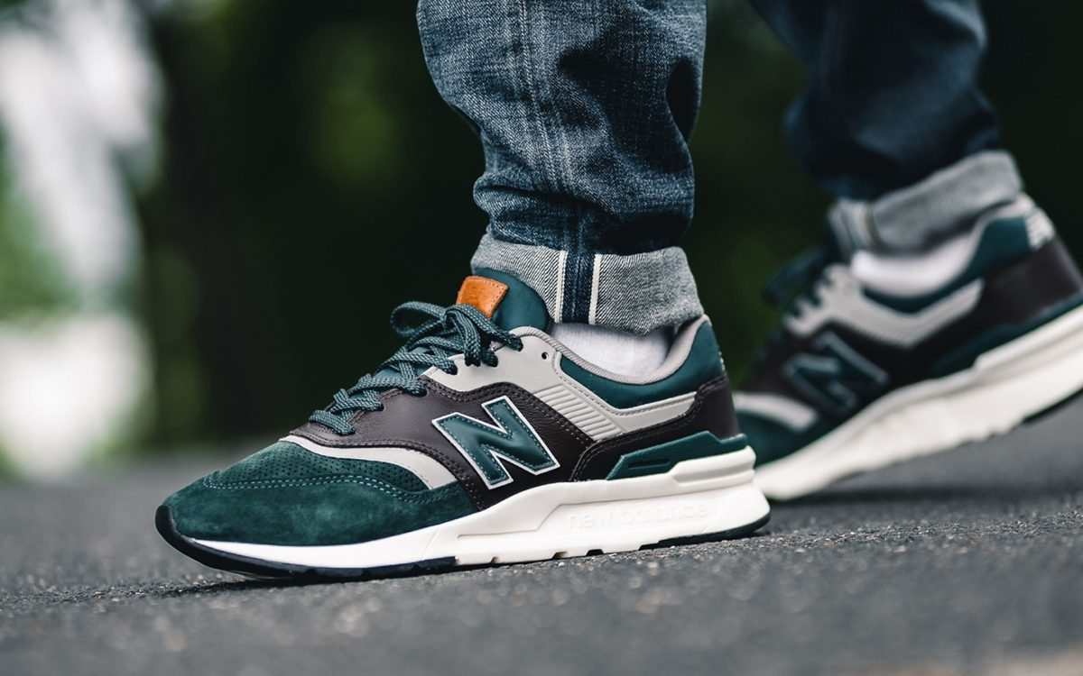 Available Now // New Balance 997H in Grey n' Green - HOUSE ...