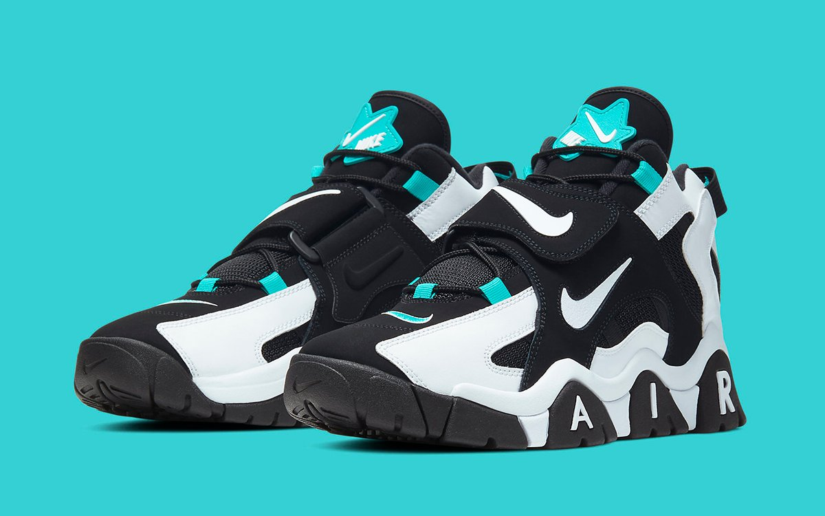 Now // Nike Air Barrage \
